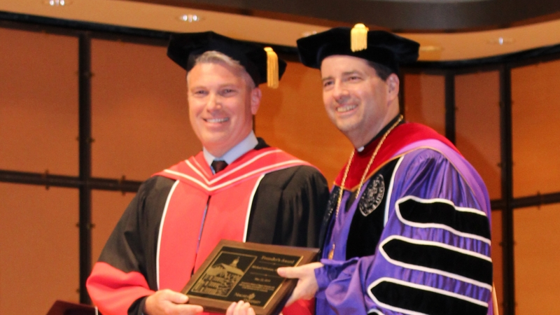 Ontario College of Teachers CEO Delivers Commencement Address at Niagara University's 12th Annual Ontario Commencement